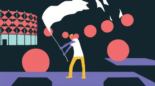 Flow Festival 2016 Animated Trailer